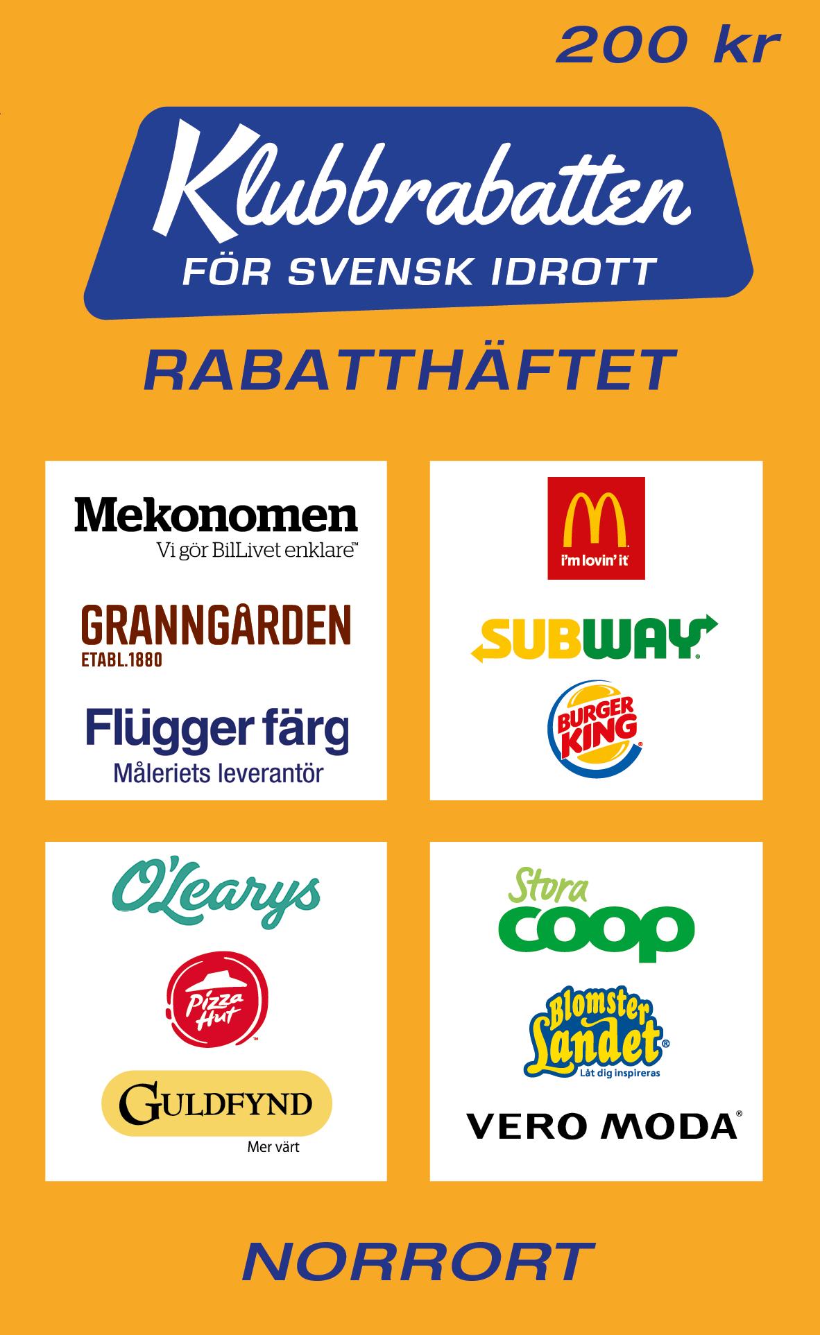 Omslag Norrort VT 2019