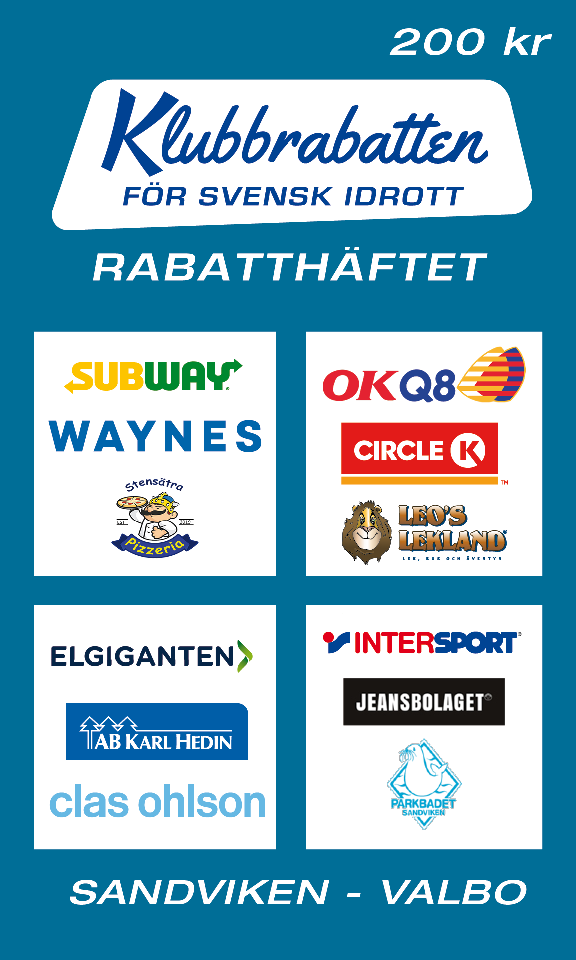 Omslag Sandviken-Valbo HT 2020