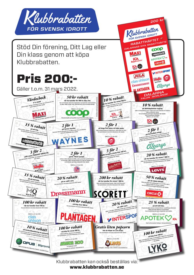 Affisch Dalarna Syd HT2021